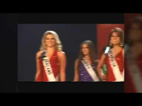 Thelma Rodriguez - Miss Nicaragua 2008