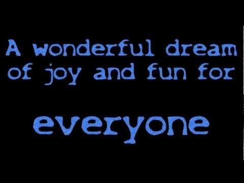 Melanie Thornton - Wonderful Dream (Holidays Are Coming)   Lyrics on Screen Full HD 1080p