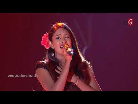 Oba Kematinam -  Sanjana Hewage @ Derana Dream Star S08 (03-11-2018)