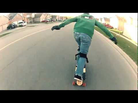 Longboard - Quick GoPro DH