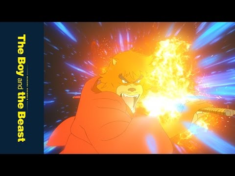 The Boy And The Beast - Japanese Theatrical Trailer (English Subtitles)