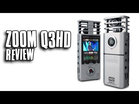 Zoom Q3HD - Review