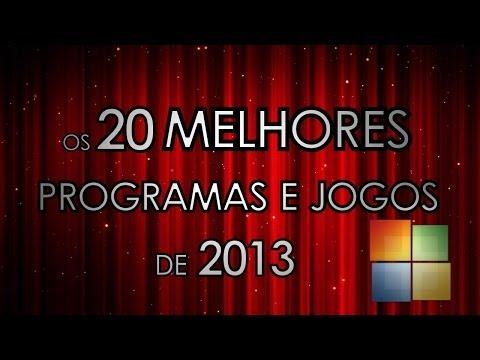 Os 20 melhores programas e jogos para Windows de 2013 - Baixaki
