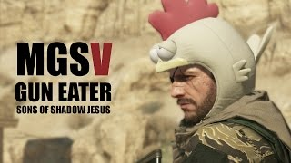 MGSV : Gun Eater