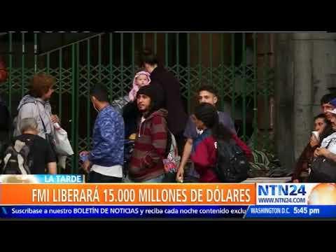 FMI aprobó préstamo por 50.000 millones de dólares a Argentina