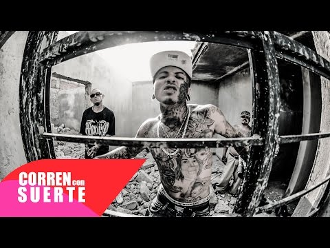 TREN LOKOTE FT. EL PINCHE MARA // Corren Con Suerte // Video Oficial