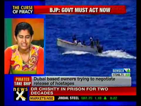 Somali pirates victim's kin helpless - NewsX