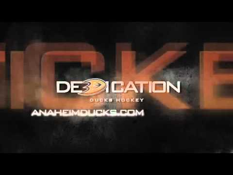 Anaheim Ducks Ryan Getzlaf Dedication Commercial