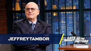 Jeffrey Tambor Was High During His Bar Mitzvah