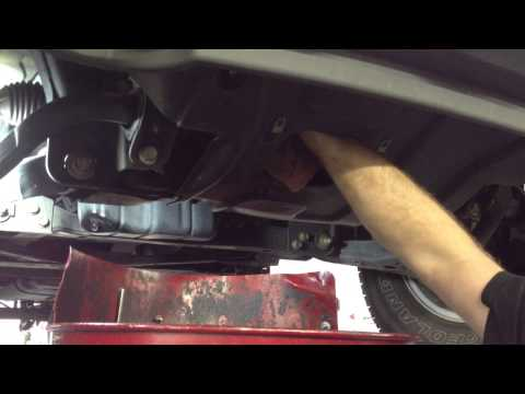 Purolator Oil Filter Review and Oil Change On 2008 Nissan Frontier