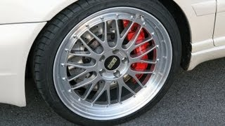 Brake caliper paint diy Audi S4