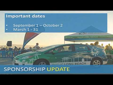 Port of Long Beach Video News Release: Sponsorship Policy Change