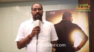 Shiva Pandiyan At Anthadhi Movie Team Interview