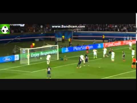 Pastore Goal PSG vs Chelsea [02/04/14] [ULC]