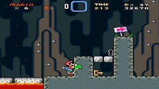 Super Mario World - All Secret Exit Locations