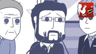 Burnie & The Name Game - Rooster Teeth Animated Adventures 4k