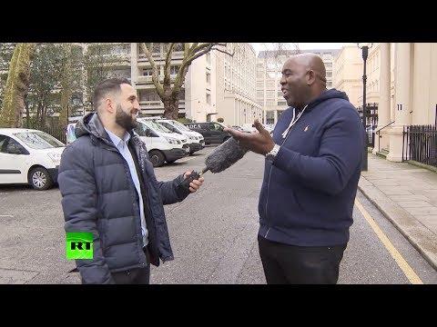 Британский болельщик «Арсенала» в Москве: «Между нашими народами нет напряжённости»