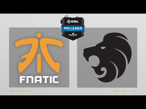 CS:GO - Fnatic vs. North [Overpass] Map 2 - ESL Pro League Season 5 - EU Matchday 2