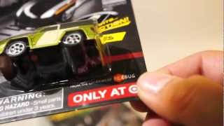 UNBOXING & REVIEW of HEXBUG's new TAGAMOTO motorized miniature cars