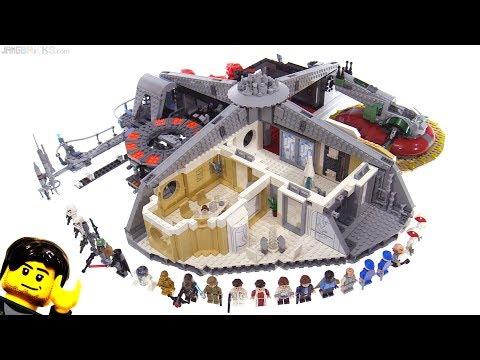 LEGO Star Wars Betrayal at Cloud City review! 75222