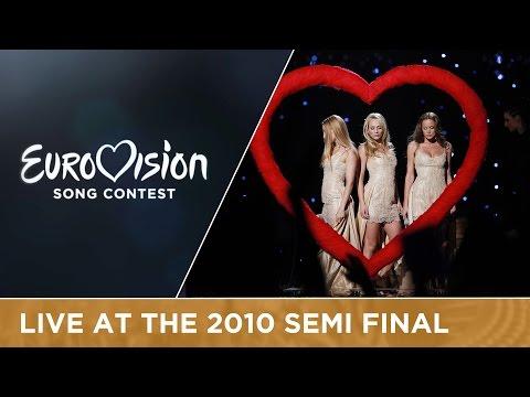 Feminnem - Lako Je Sve (Croatia) Live 2010 Eurovision Song Contest