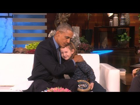 Kid Presidential Expert Macey's Best Moments on Ellen