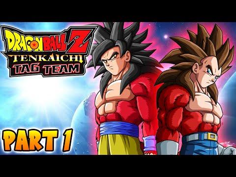 Dragon Ball Z - Tenkaichi Tag Team - Part 1