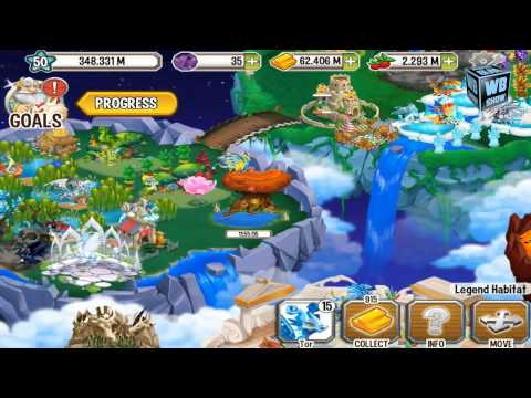 Dragon City Mobile: Tips & Strategy Episode #2 - Lots of Food