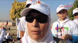 المشاركون في ماراثون الشيخ زايد بالقاهرة لدعم مستشفي السرطان 57357