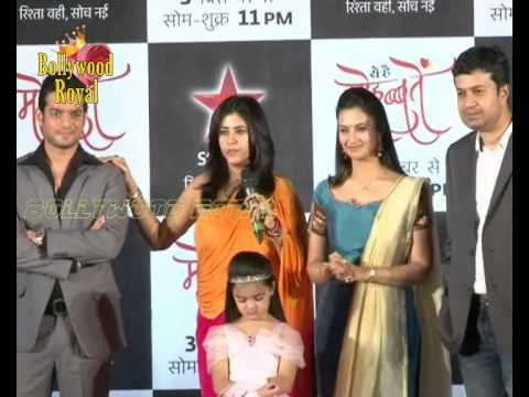 Launch Of Star Plus New Serial ''yeh Hai Mohabbatein''  2 video