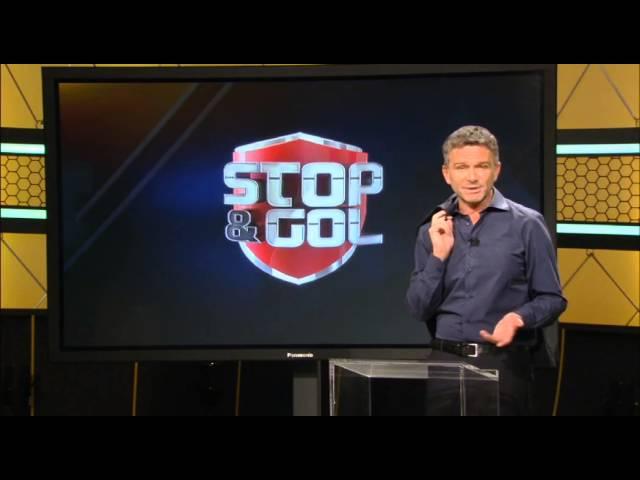 STOP&GOL -2 ^ giornata - domenica 17.15