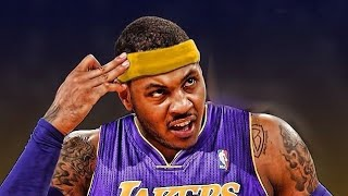 Carmelo Anthony Going to The Los Angeles Lakers Soon?