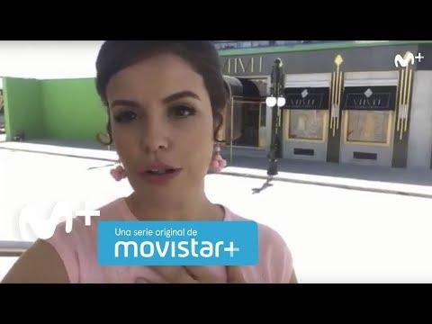 Marta Torné es Paloma en 'Velvet Colección' | Movistar+