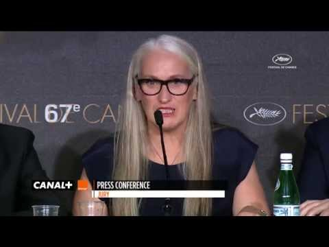 Cannes 2014 - Jane Campion about Winter Sleep :