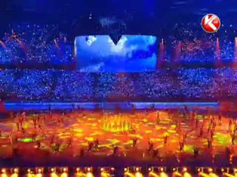 Asian Winter Games 2011 - Opening Ceremony (full version)