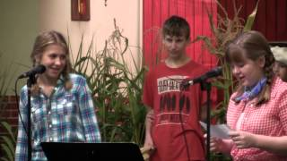 Hee Haw Worship Gossip Song