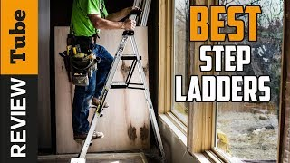 ✅Ladder: Best Ladder 2019 (Buying Guide)