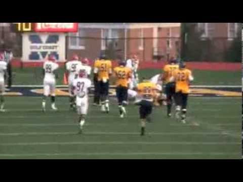 #6 WR, Donovan Smith  - Week 2:  Holmes vs. Mississippi Gulf Coast Community College , 9/5/13
