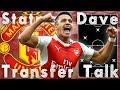 ALEXIS SANCHEZ TO MANCHESTER UNITED | TRANSFER TALK