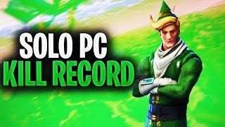 PC SOLO WORLD RECORD 30 KILLS!