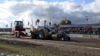 Modified 4,5t @ Füchtorf 2016-04-24 Tractor Pulling by MrJo