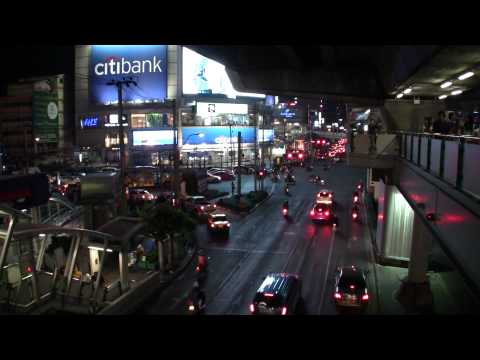 Bangkok city Thailand 2012 – The Night Life – HD