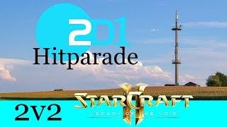 ZDL1-Hitparade  - Starcraft 2: Legacy of the Void 2v2 [Deutsch | German]