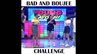 BAD AND BOUJEE CHALLENGE||VICE GANDA