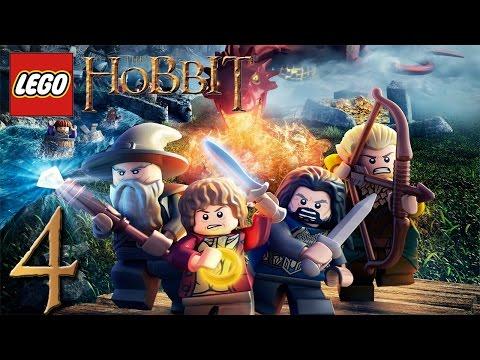 Zagrajmy w: LEGO The Hobbit #4 - Pieczeń barania