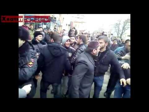 ⚔️ Стычка кавказцев со сторонниками Алексея Навального в Саратове