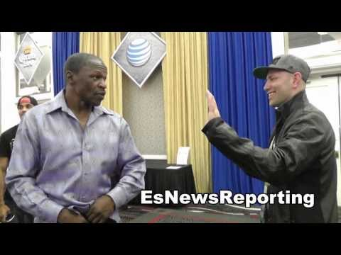 floyd mayweather sr got sick speed - EsNews Boxing