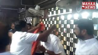 BJP  President Kanna Laxminarayana Visit Varasidhi Vinayaka Temple | MAHAA NEWS