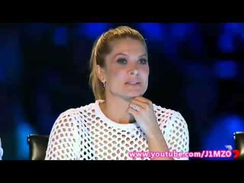 Dean - The X Factor Australia 2014 - BOOTCAMP