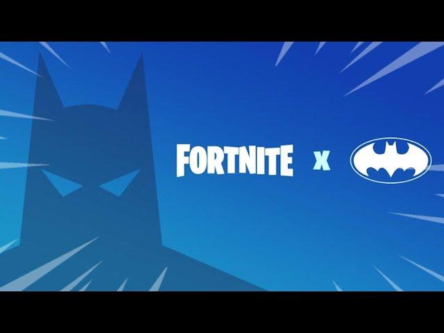 RECOMPENSES GRATUITES BATMAN SUR FORTNITE ! (FORTNITE X BATMAN) thumbnail